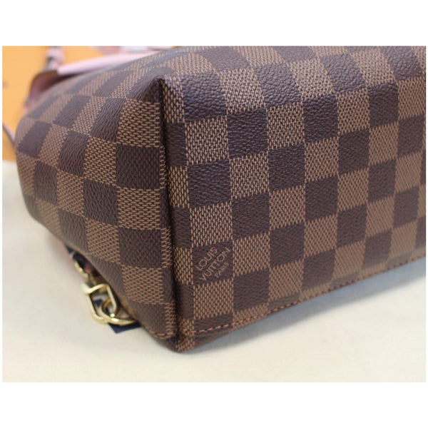 used Louis Vuitton Clapton Damier Ebene Backpack Bag