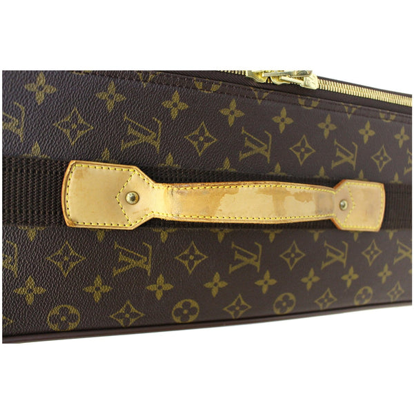 Close View lv Pegase 55 Monogram Canvas Travel Bag
