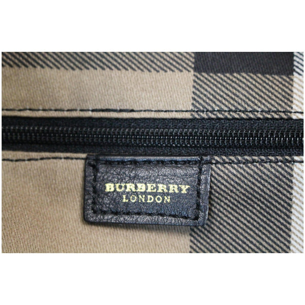 BURBERRY London Python Hobo Bag Bronze - 20% OFF