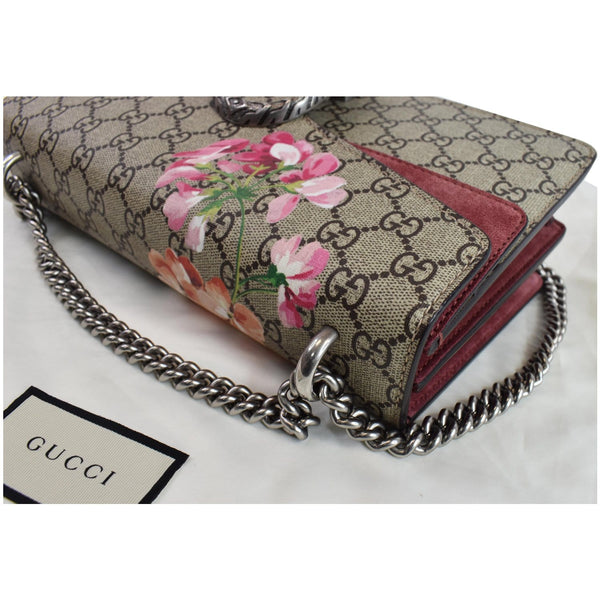 Gucci Dionysus Small GG Blooms Shoulder Bag model 400249