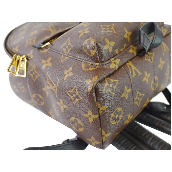 Louis Vuitton Palm Springs Mini Monogram Canvas Bag - bottom right side