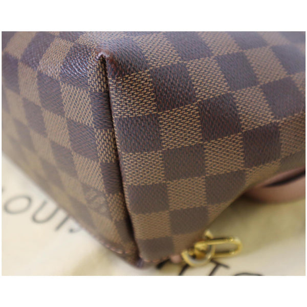 Louis Vuitton Clapton Damier Ebene Tote Bag