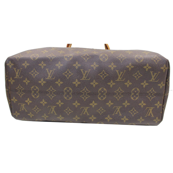 Louis Vuitton Monogram Canvas Raspail MM Bag Bottom