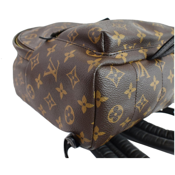 Louis Vuitton Palm Springs PM Monogram Canvas Backpack - bottom corner