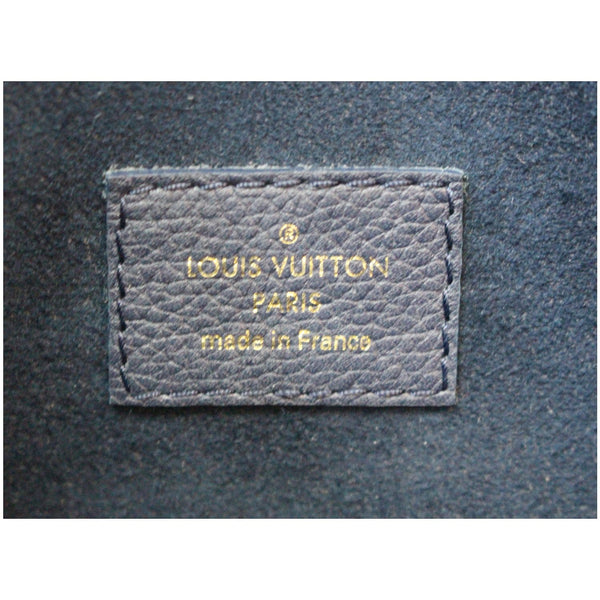 engraved Louis Vuitton Victoire Shoulder Crossbody Bag