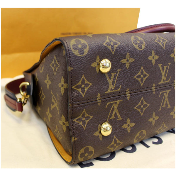 Louis Vuitton Tuileries - Lv Monogram Tote Bag - corner view