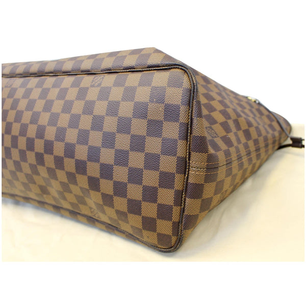 Louis Vuitton Neverfull GM Damier Tote Shoulder Bag - leather