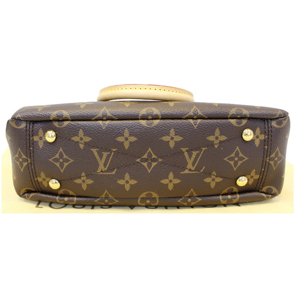 Louis Vuitton Pallas Bb Shoulder Bag | Bottom Side View