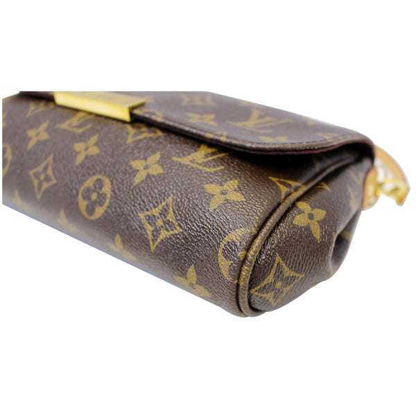 LOUIS VUITTON Favorite MM Monogram Canvas Crossbody Bag-US