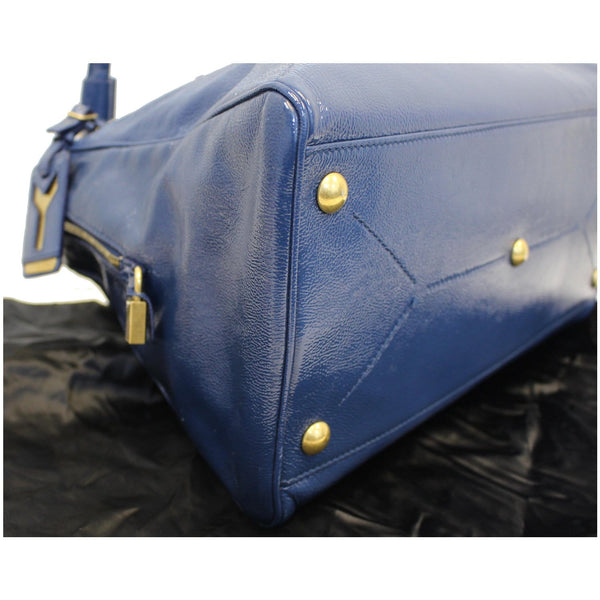 Yves Saint Laurent Majorelle Satchel Bag - corner