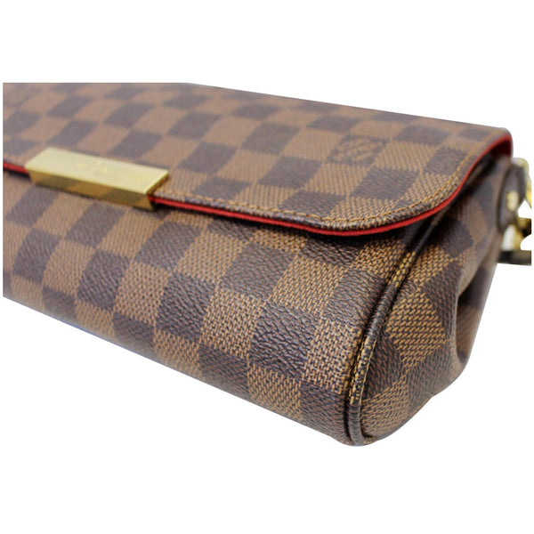 Louis Vuitton Favorite MM Damier Crossody Bags - Pre owned