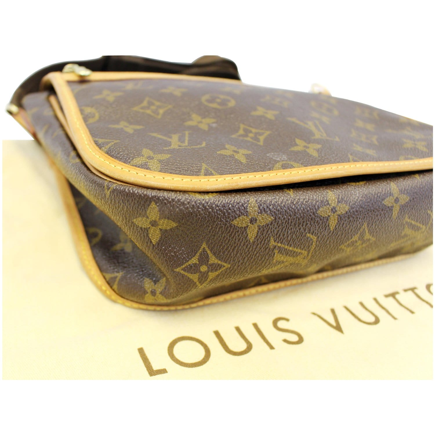 LOUIS VUITTON Bosphore PM Monogram Canvas Crossbody Bag-US  bd2a49226a0b8