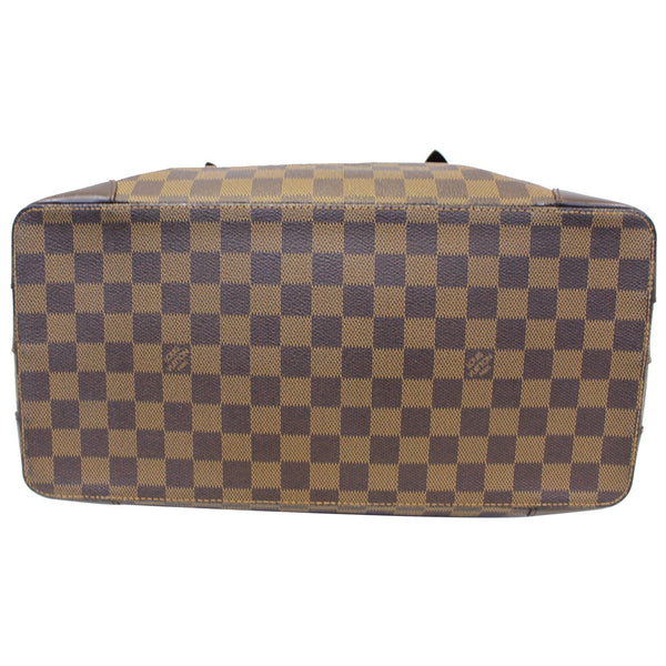 Louis Vuitton Hampstead MM - Lv Damier Shoulder Bag - back view