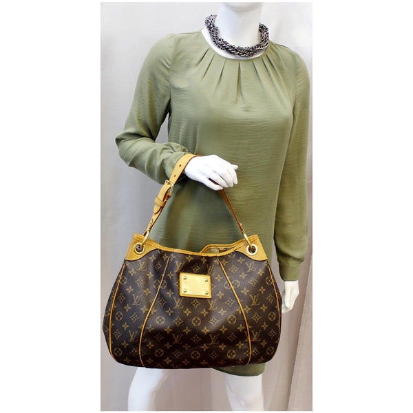 Louis Vuitton Galliera PM Shoulder Handbag for women