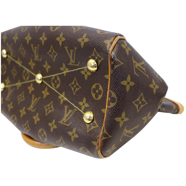 original LV Tivoli PM Monogram Canvas Hand Bag