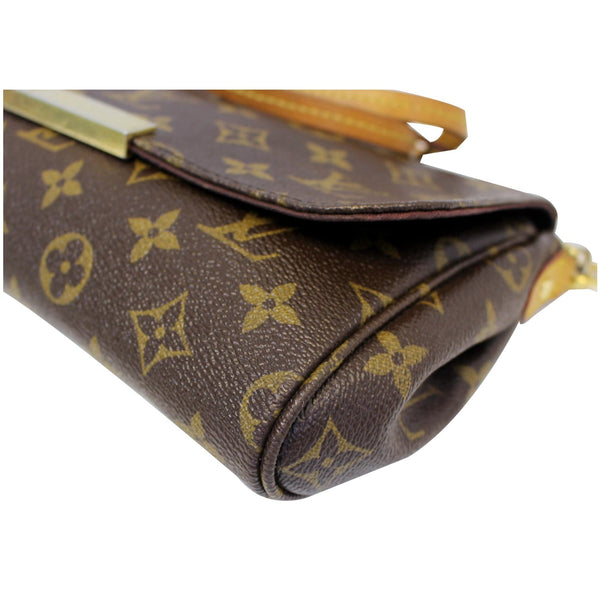 LOUIS VUITTON Favorite MM Monogram Canvas Crossbody Bag Brown-US