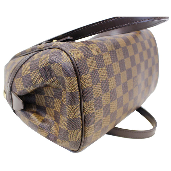 Louis Vuitton Damier - Rivington PM Ebene Shoulder Bag - side view
