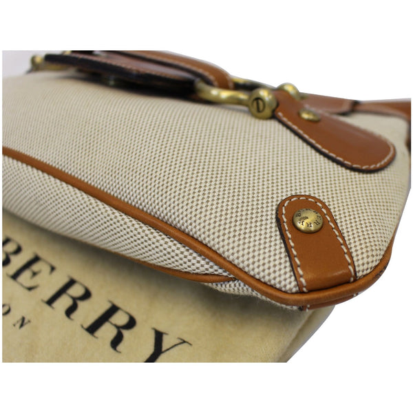 Burberry Shoulder Bag | Burberry Flap Bag Brown - front view