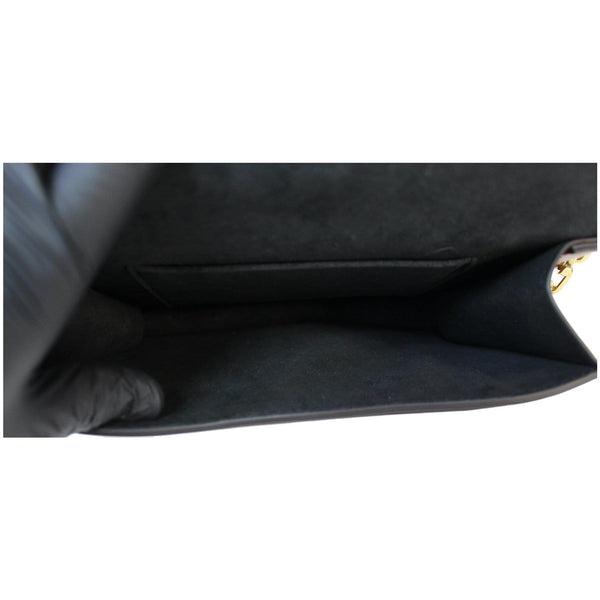 Louis Vuitton Biface Canvas Interior Black Bag