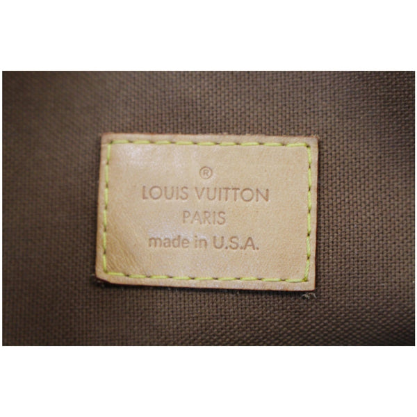 Louis Vuitton Batignolles Vertical Monogram Canvas Tote