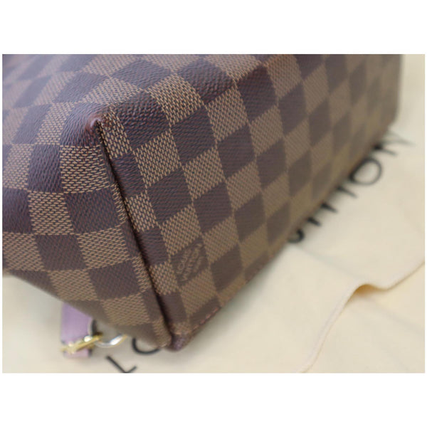 Louis Vuitton Clapton Damier Ebene Shoulder Bag