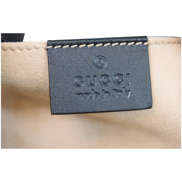 Gucci Ophidia Small Suede Web Belt Waist Bag Brown - made in Itlay