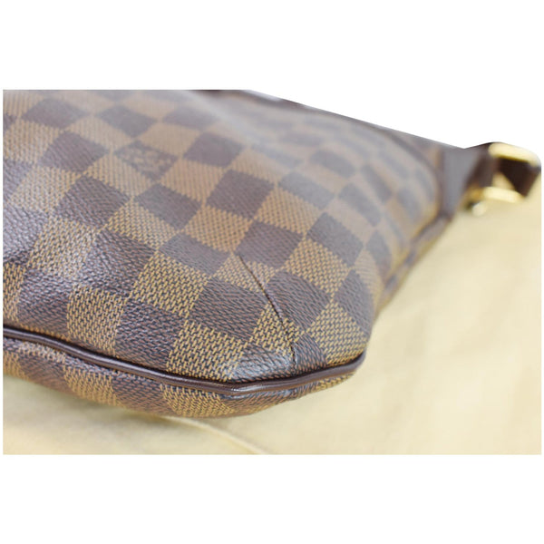 Louis Vuitton Bloomsbury PM Damier Ebene Bag Women - close corner preview