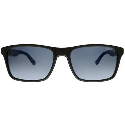 TOMMY HILFIGER TH 1405/S T9T/HD 56 Men Sunglasses Grey Gradient Lens