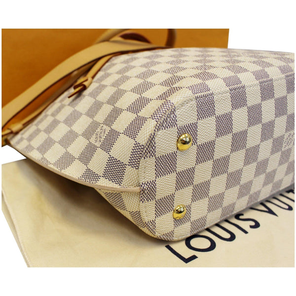 LOUIS VUITTON Girolata Damier Azur Shoulder Bag-US