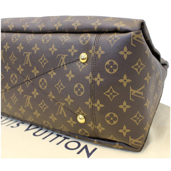 Louis Vuitton Artsy MM Monogram Canvas - authentic to use