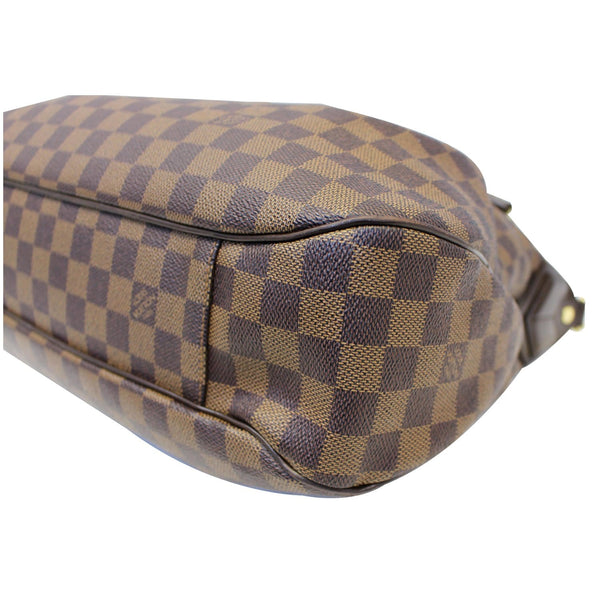 Louis Vuitton Damier Ebene Evora MM Tote Shoulder Bag - Lv Damier