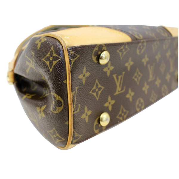 Louis Vuitton Beverly MM - Lv Monogram Shoulder Bag - corner