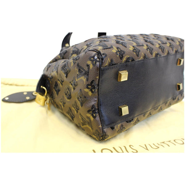Louis Vuitton Speedy 30 Eclipse Sequin Monogram Canvas - side view