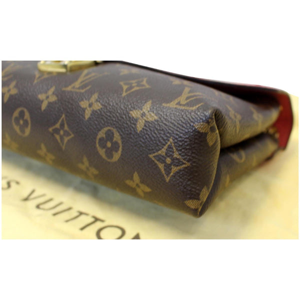 Louis Vuitton Pallas Chain Monogram Canvas Women Bag