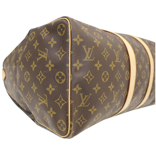 Louis Vuitton Keepall 45 Monogram Duffle - Lv Travel Bag - corner
