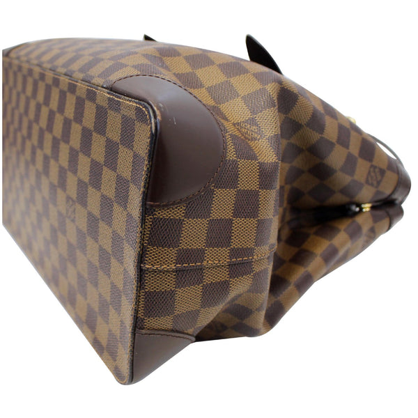 Louis Vuitton Hampstead MM - Lv Damier Shoulder Bag - corner