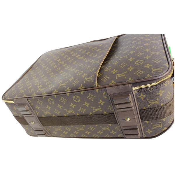 LV Pegase 55 Monogram Canvas Business travel Bag