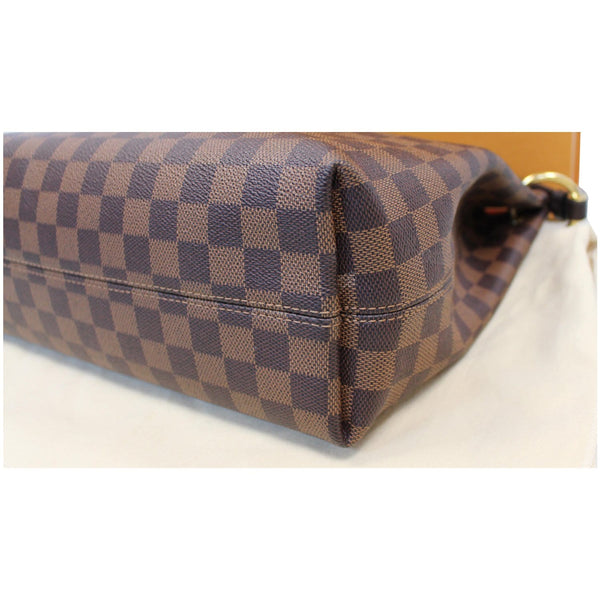 used Louis Vuitton Graceful PM Damier Ebene Shoulder Bag