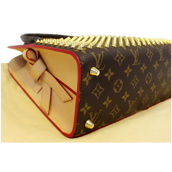 Louis Vuitton Christian Louboutin - Lv Monogram Shopping Bag - corner