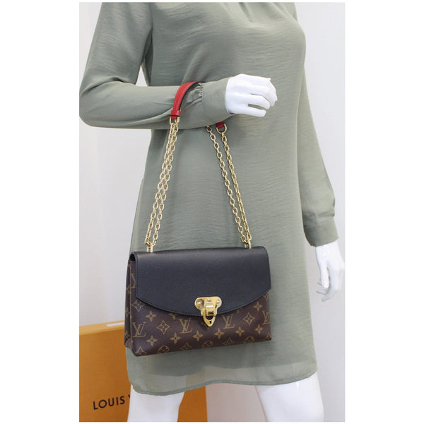 Louis Vuitton Saint Placide Monogram Canvas Bag Women - shoulder handbag