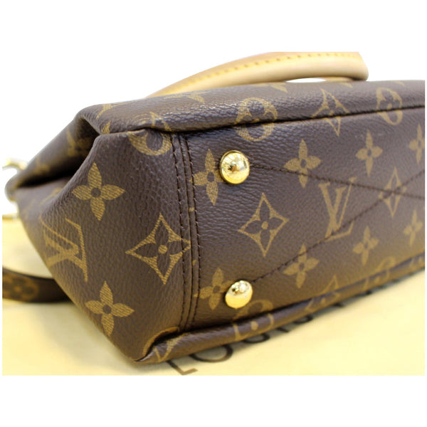 Louis Vuitton Pallas Bb Shoulder Bag | Bottom left Corner view
