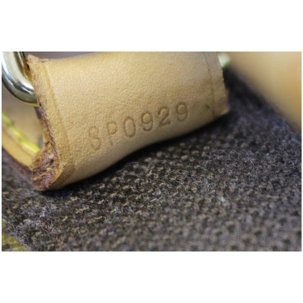 Item code Lv Pegase 55 Monogram Canvas Travel Bag