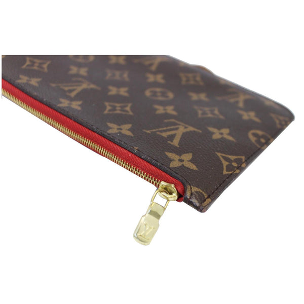 Louis Vuitton Neverfull MM Pouch Wristlet Pochette on sale