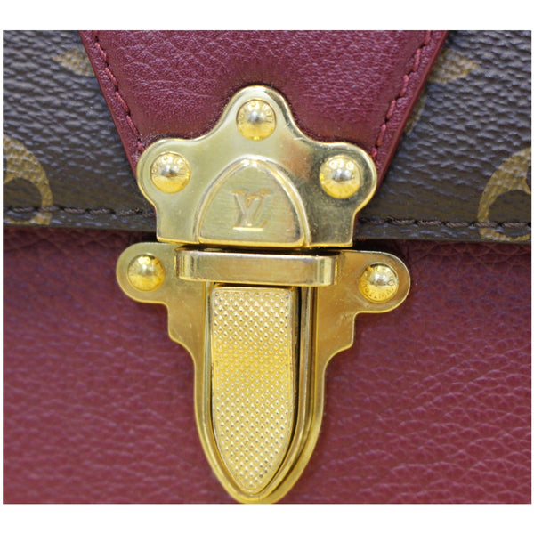 Lv Victoire Monogram Canvas Bag Gold Hardware