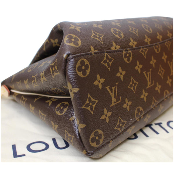 Louis Vuitton Rivoli MM Monogram Canvas bag Lv