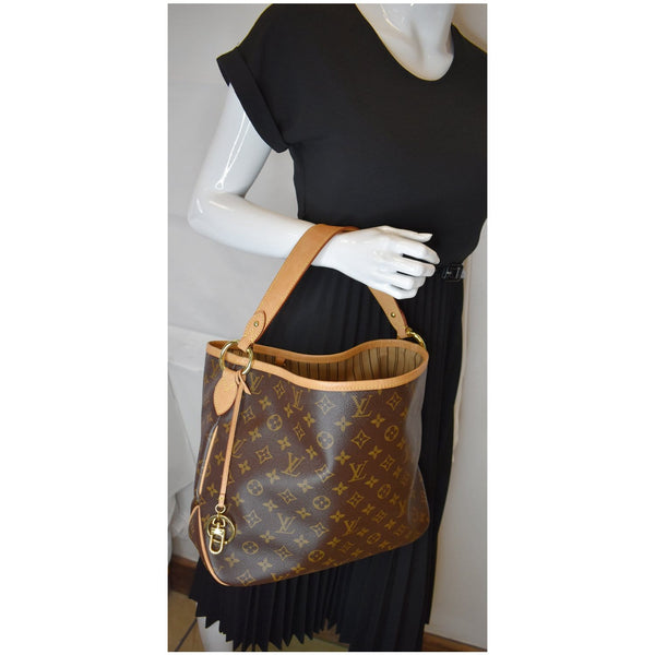 Louis Vuitton Delightful PM Monogram Canvas Handbag