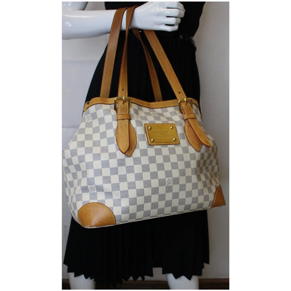 Louis Vuitton Hampstead PM Shoulder Handbag