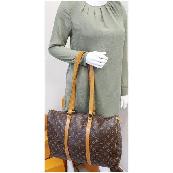 Louis Vuitton Sac Flanerie 45 Monogram Canvas Handbag