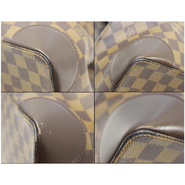 Louis Vuitton Hampstead MM - Lv Damier Shoulder Bag - full view