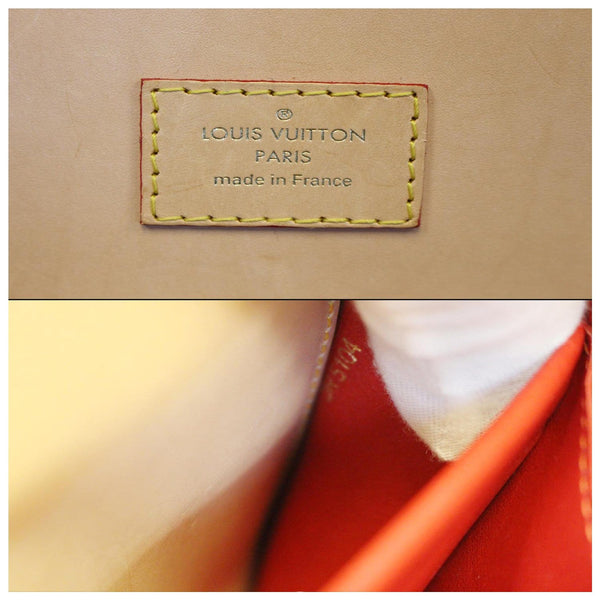 Louis Vuitton Christian Louboutin - Lv Monogram Shopping Bag - lv tag